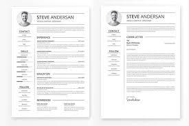 257 best cv templates images on pinterest resume templates cv