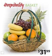 how to make a fruit basket gift baskets