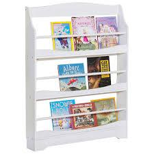 Bookshelf 3 Shelf Guidecraft Expressions 3 Shelf Kids Bookcase White Nursery