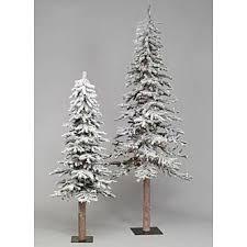 vickerman 7 flocked alpine tree with 300 warm white italian led