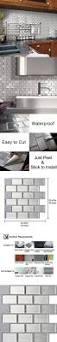 Best 25 Silver Bathroom Ideas by Best 25 Wall Tiles For Kitchen Ideas On Pinterest Grey Kitchen