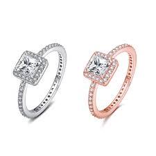Pandora Wedding Rings by Online Buy Wholesale Pandora Heart Ring Silver From China Pandora