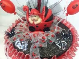 buy ladybug baby baby shower birthday cake topper decoration