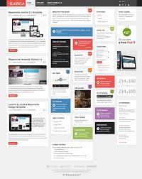 responsive design template 20 best free responsive joomla templates