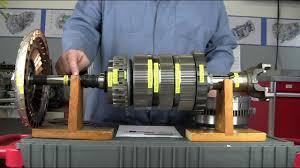 allison 1000 automatic transmission power flow youtube