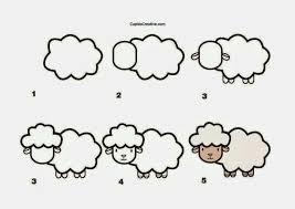 pengalaman pelajaran 6 langkah mudah menggambar hewan