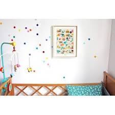 affiche chambre bébé affiche abecedaire enfant de studio jolis mômes tribuzig