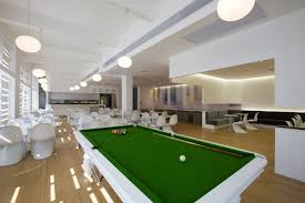 Dining Room Table Pool Table - kitchen room design ideas fancy theme white staff dining room