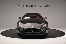 2016 maserati granturismo convertible mc 2016 maserati granturismo convertible mc stock m1458 for sale