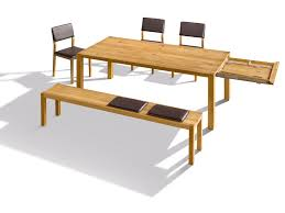 loft extending table by team 7 design karl auer