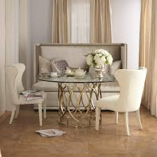 bench tufted high back bench intended for breathtaking cream