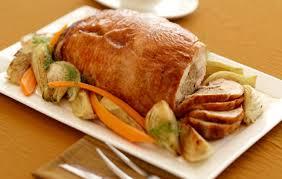 thanksgiving recipe mario batali s lombardy style stuffed turkey