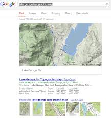 florida topo map lake george topographical topo map with lake bottom contours