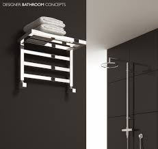 Modern Bathroom Radiators Elvina Designer Bathroom Heated Towel Rails From