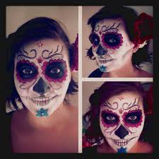 Day Of The Dead Halloween Makeup Ideas Dia De Los Muertos Sarabella Makeup Artist