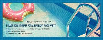 pool party bbqs beach 4th of july invitations evite com