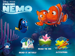 Finding Nemo Light Fish Finding Nemo Storybook Deluxe On Ios Wired