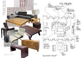 Modern Furniture Design Drawings Plain Modern Furniture Design Plans On Inspiration Decorating