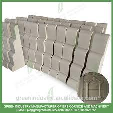 Polystyrene Cornice Eps Cement Coating Cornice Moulding Eps Cement Coating Cornice