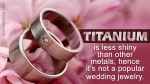 palladium wedding rings pros and cons weighing in the pros and cons of titanium wedding bands