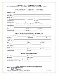 6 new hire application form templateagenda template sample with