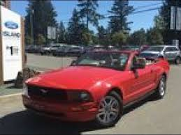 2007 ford mustang reviews 2007 ford mustang convertible w heated seats leather sirius