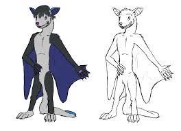color me ferret bat by dreyfus2006 on deviantart