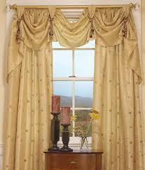 Sheer Curtains With Valance Valances Curtains Present Portrayal Using Swag Beautiful Sheer