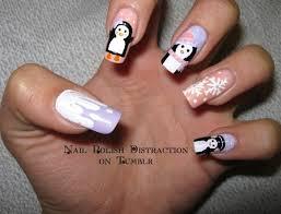 design lavender mani manicure mixed image 434455 on favim com