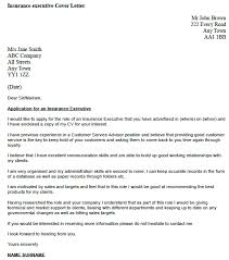 ideas collection executive cover letter examples uk in template