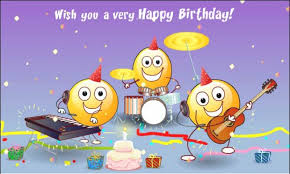 singing birthday greeting card with song free singing animated birthday cards