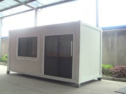 china grey japanese modular container house sem 54 with plastic