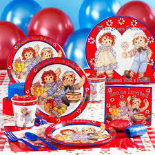 party city sale after halloween raggedy ann party supplies party ideas pinterest raggedy ann