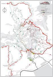 Lake Mead Map Bootlegger
