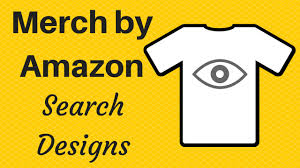 merch by amazon search newest designs youtube
