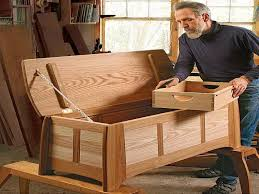 Free Plans Build Wooden Toy Box by Woodwork Hope Chest Building Plans Pdf Plans U2026 Pinteres U2026