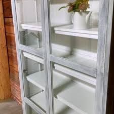 custom cabinet for kitchen storage or display hutch u2013 studio 4