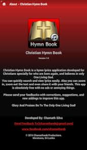 christian hymn book android apps on play
