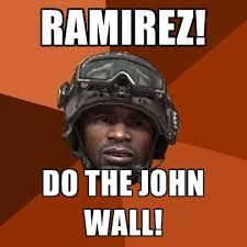 Ramirez Meme - ramirez do the john wall create meme
