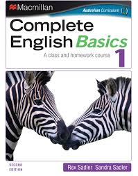 booktopia complete english basics 1 a class and homework course
