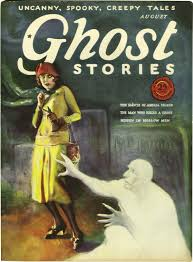ghost stories u2013 pulp covers