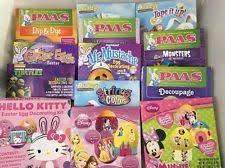 Disney Easter Egg Decorating Kit by Easter Egg Dye Ebay