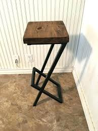 Modern Wood Bar Stool Modern Wood Bar Stools Modern Wood Bar Stools Custom Made Bar