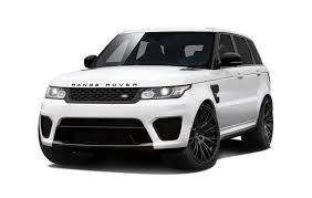 orange range rover svr 2014 2015 land rover range rover sport vaero svr look body kit 2