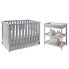 White Crib And Changing Table Combo Crib And Changing Table Combo Crib Changer Combo Buybuy Baby
