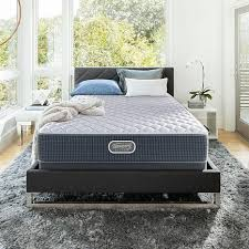 simmons beautyrest silver summertime extra firm mattress set