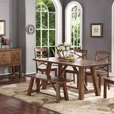 Dining Room Discount Furniture Farmhouse Collection Set The Furniture Shack Discount
