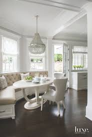 Kitchen Breakfast Nook Ideas Decorating Kitchens With Breakfast Nooks Awesome Upholstered