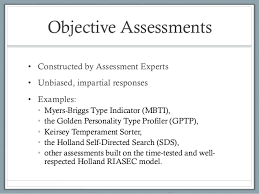 assessments in career counseling