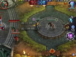 League Of Legends World Map by Moba Gone Mobile Ipad And Iphone Games That Deliver A League Of